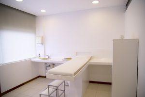 Pokój zabiegowy w szpitalu